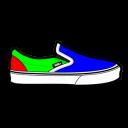 Vans RGB Emoticon
