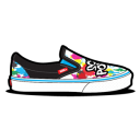 Vans Paint Emoticon