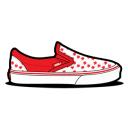 Vans Maple Leaf Emoticon