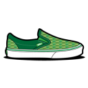 Vans Leaves Emoticon