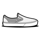 Vans Grid Emoticon