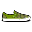 Vans Crocodile Emoticon