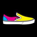 Vans CMYK Emoticon