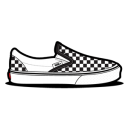Vans Checkerboard Emoticon
