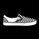 Vans Checkerboard Emoticon