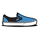 Vans Airplane Emoticon