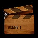 Wood Video Emoticon