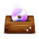 Wood Itunes Emoticon