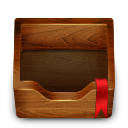 Wood Box Emoticon