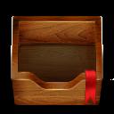 Wood Box Emoticon