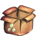 Box Empty Emoticon