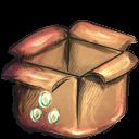 Box Empty Emoticon