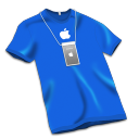 TshirtBleu Emoticon
