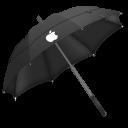 Appleparapluie Emoticon