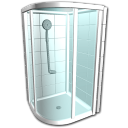 Shower Stall Emoticon
