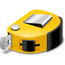 Tape Measure Emoticon