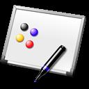 Flip Chart Emoticon