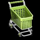 Cart Emoticon