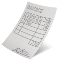 Invoice Emoticon