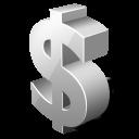 Dollar Emoticon