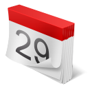 Calendar Emoticon