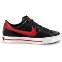 Nike Classic Shoe Red Emoticon