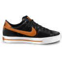 Nike Classic Shoe Orange Emoticon