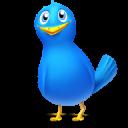 Single Bird Emoticon