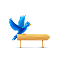 Bird Sign Emoticon