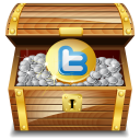 Twitter Treasure Emoticon