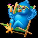 Twitter Relax Emoticon