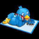 Twitter Phone Emoticon