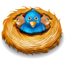 Twitter Nest Emoticon