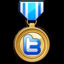 Twitter Medal Emoticon