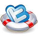 Twitter Lifesaver Emoticon