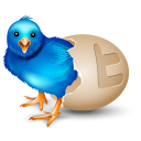 Twitter Egg Emoticon