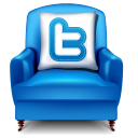 Twitter Chair Emoticon