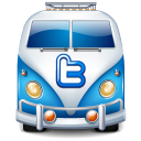 Twitter Bus Emoticon