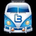 Twitter Bus Emoticon