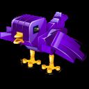 Twitter Bricks Purple Emoticon