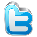 Twitter 3d Front Emoticon
