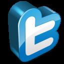 Twitter 3d Emoticon