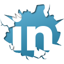 Social Inside Linkedin Emoticon
