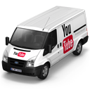 YouTube Van Front Emoticon