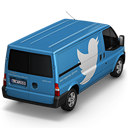 Twitter Van Back Emoticon