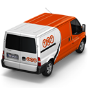 Tnt Van Back Emoticon