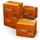 TNT Shipping Box Emoticon