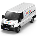 Google Van Front Emoticon