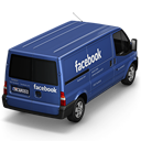 Facebook Van Back Emoticon