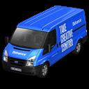 Behance Van Front Emoticon